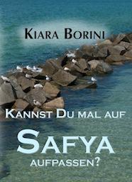Titelseite vom ersten Band von Safya